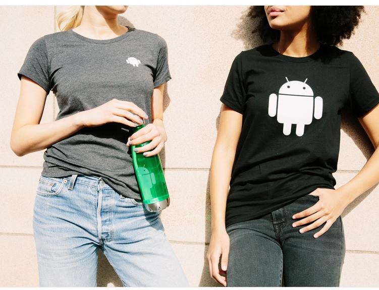 Women's T-Shirts | Apparel | Google Merchandise Store