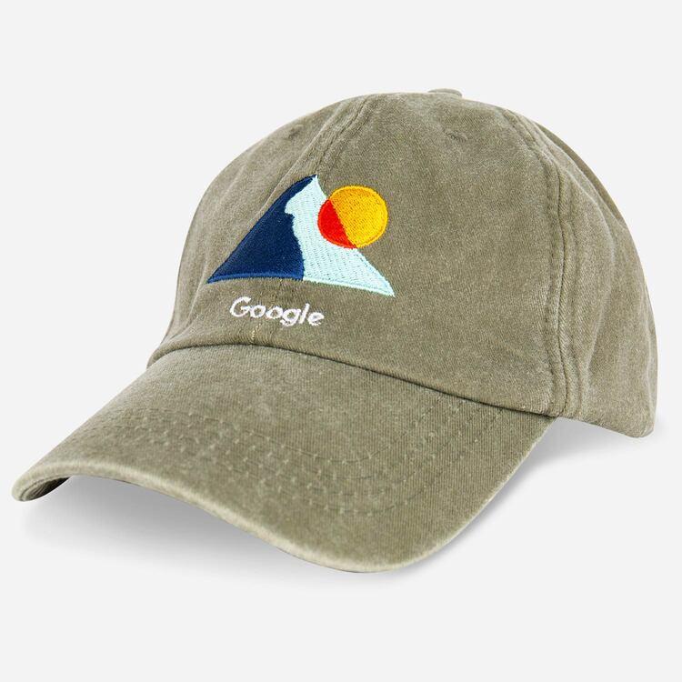 Review of Google Land & Sea Cotton Cap $17.00