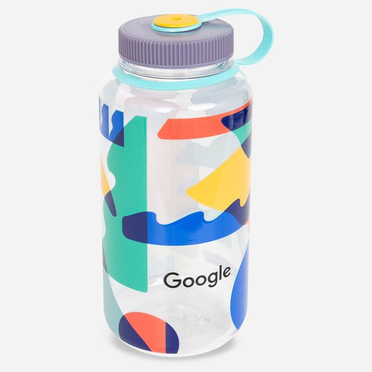 Review Of Google Land & Sea Nalgene Water Bottle $25.00