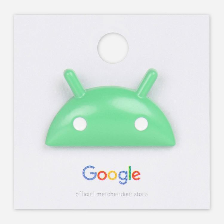 Review Of Android Iconic Pin $4.00