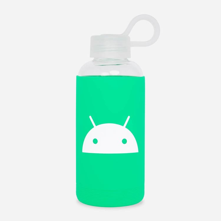 Review Of Android Iconic Glass Bottle Green $16.80