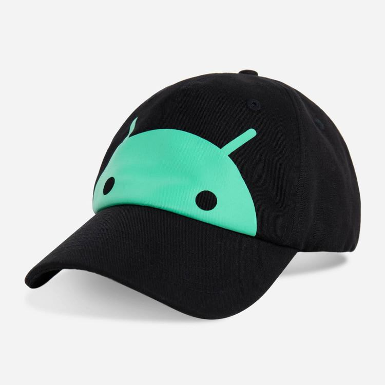 Review of Android Iconic Hat Black $11.20