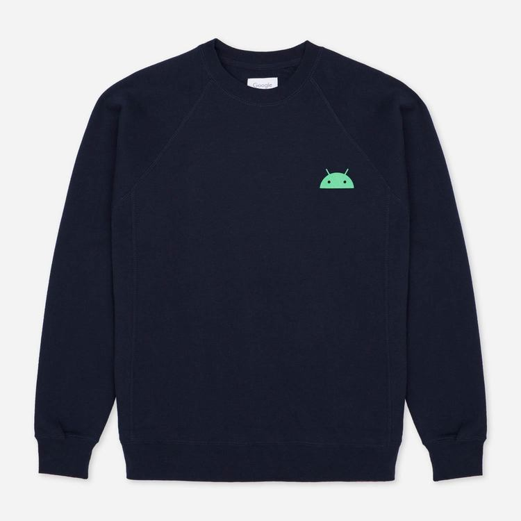 Review of Android Iconic Crewneck Sweatshirt $55.00
