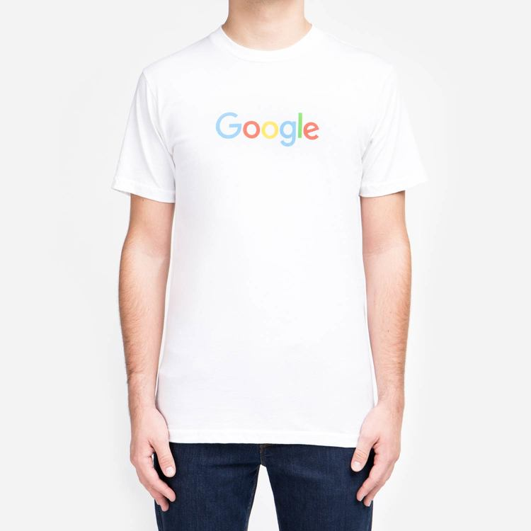 Men's T-Shirts | Apparel | Google Merchandise Store