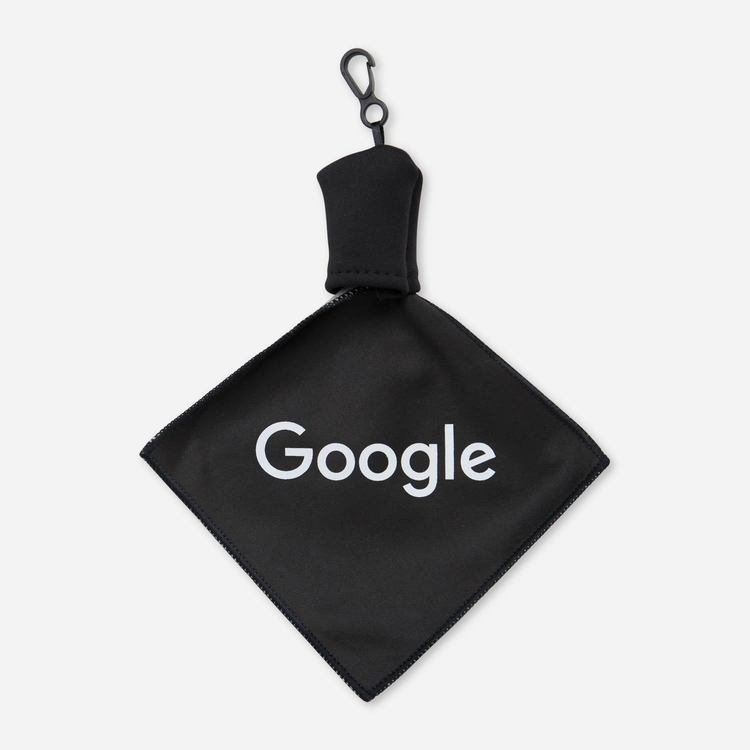 Review Of Google Cloth & Pouch Black $4.00