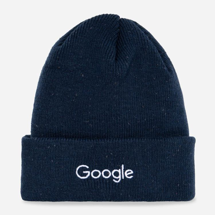 Review of Google Speckled Beanie Navy $20.00