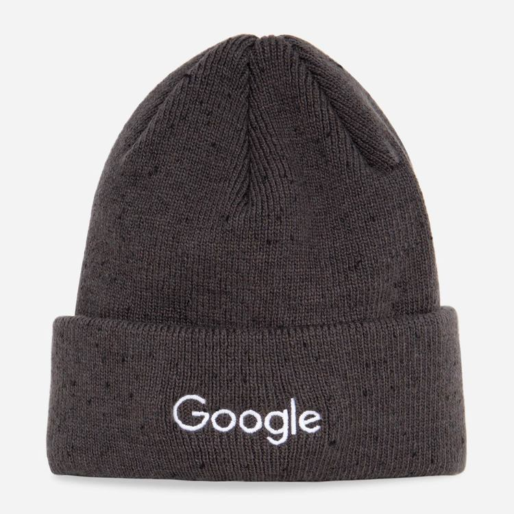 Review of Google Speckled Beanie Grey $20.00