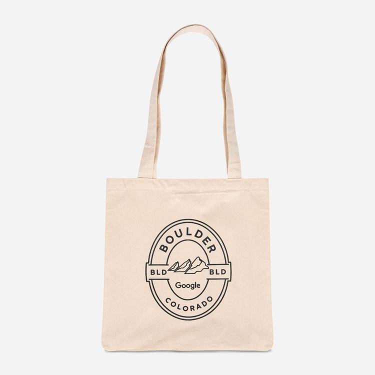 Review Of Google Boulder Campus Tote $11.00