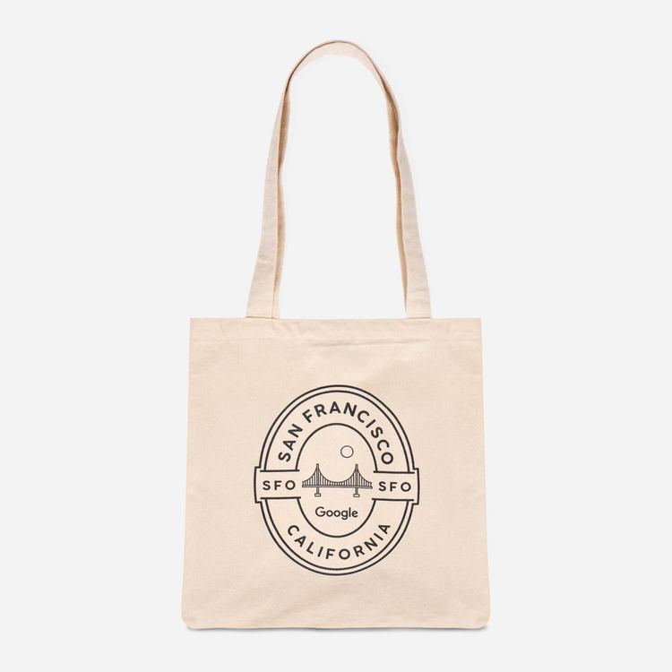 Review Of Google SF Campus Tote $11.00