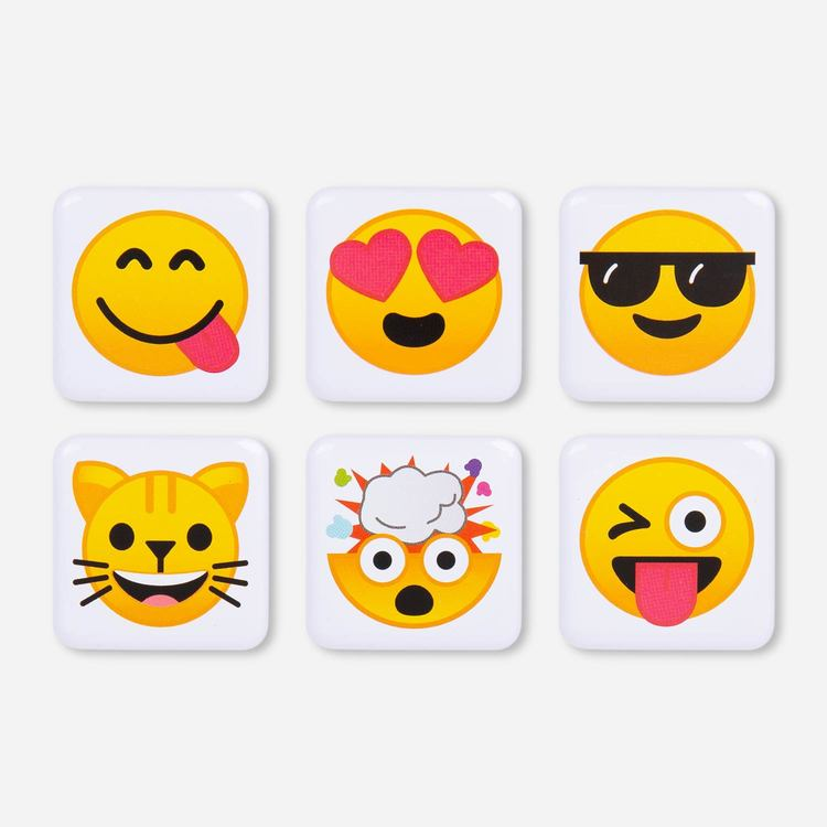 Review Of Google Emoji Magnet Set $10.00