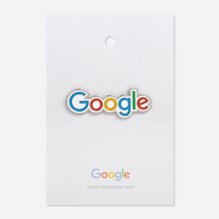 Review Of Google Lapel Pin $8.00