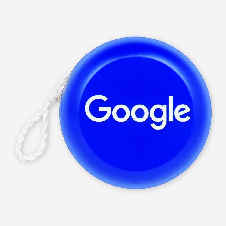 Review Of Google Blue YoYo $4.00