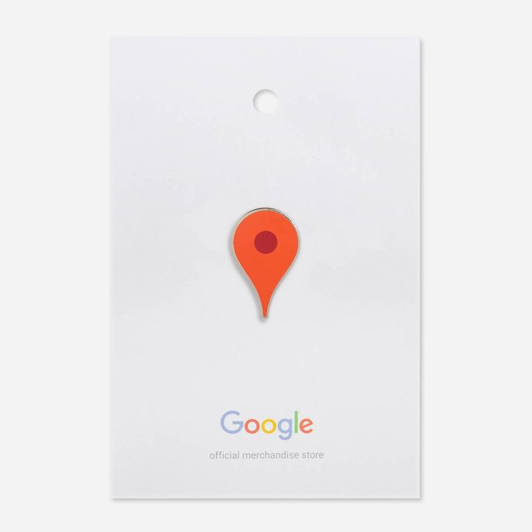 Review Of Google Maps Pin $7.00