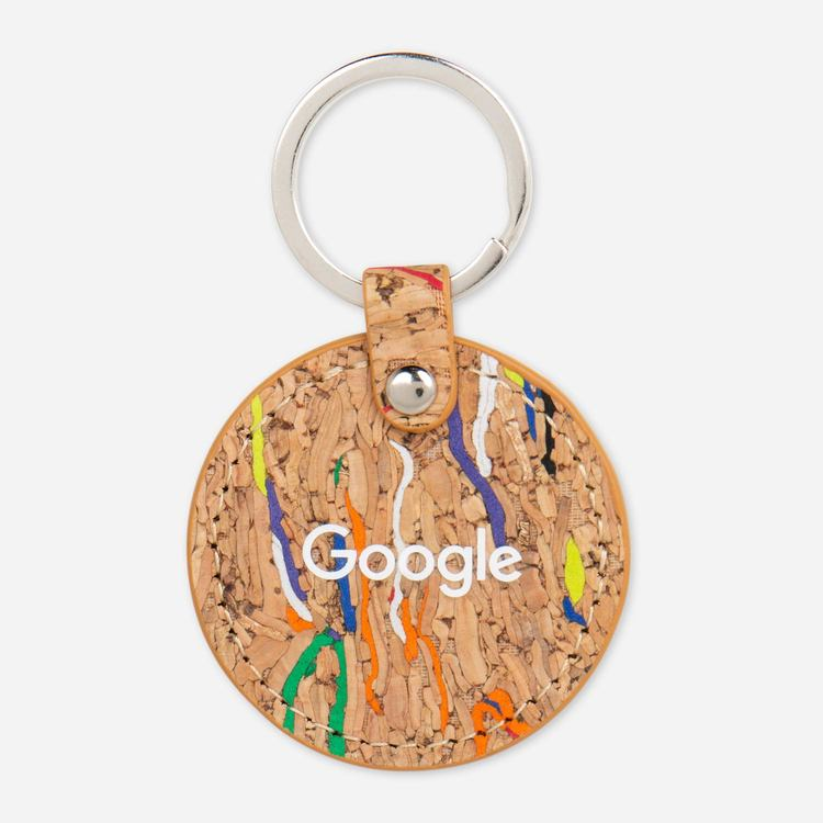 Review Of Google Cork Key Ring $9.00
