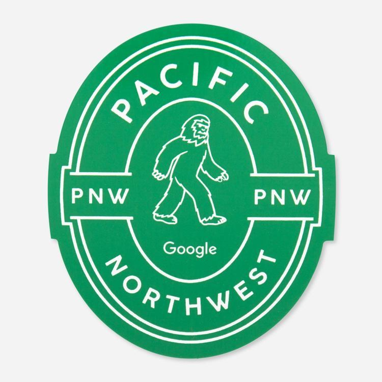 Review Of Google PNW Campus Sticker $2.00