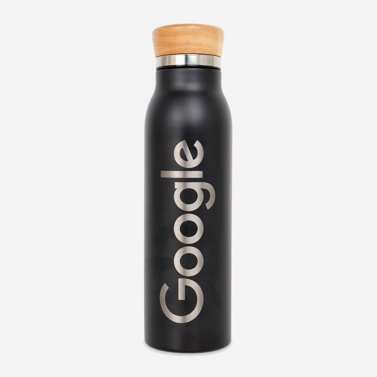 Review Of Google Woodtop Bottle Black $30.00