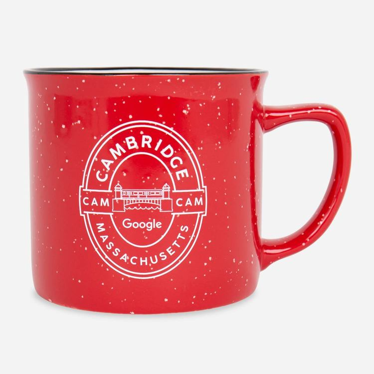 Review Of Google Cambridge Campus Mug $12.00