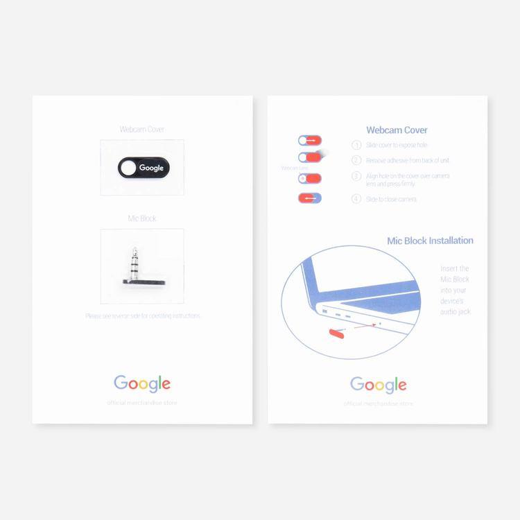 Google See-No Hear-No Set $12.00