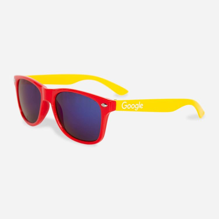Review Of Google Red Kids Sunglasses $5.00