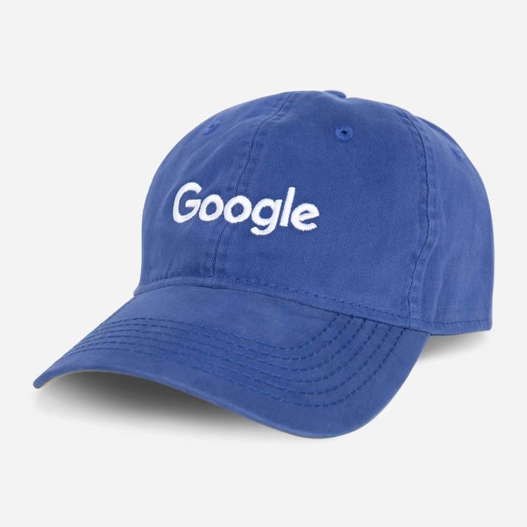 Google Leather Strap Hat Blue $17.00