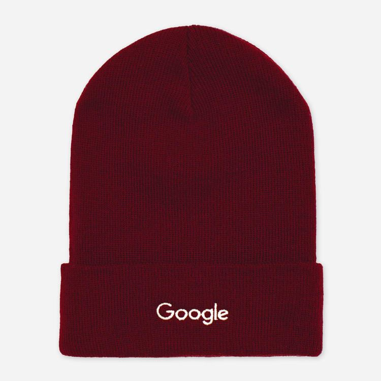 884e42c642ce Google Beanie Maroon