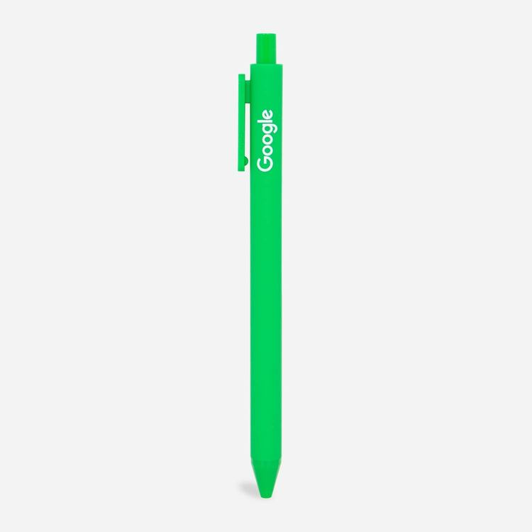 Review Of Google Pen Grass Green $1.75