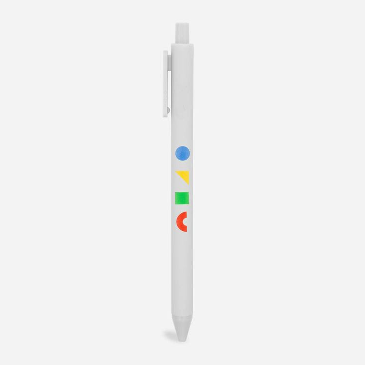 Review Of Google Confetti Pen White $1.75