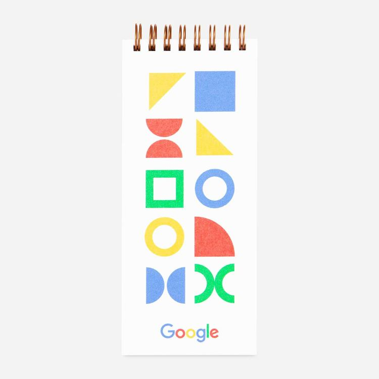 Review Of Google Confetti Slim Task Pad $4.20