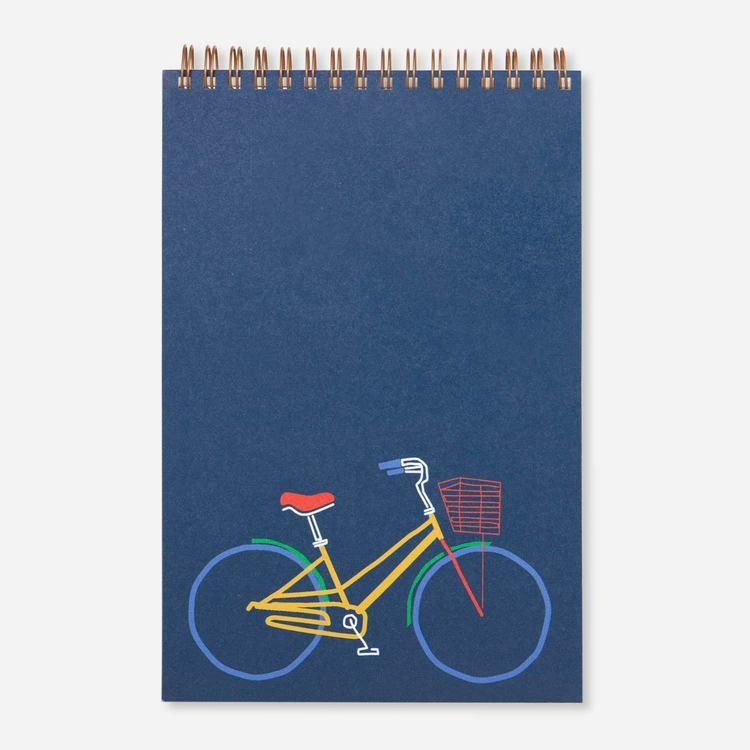 Review Of Google Campus Bike Grid Task Pad $13.00