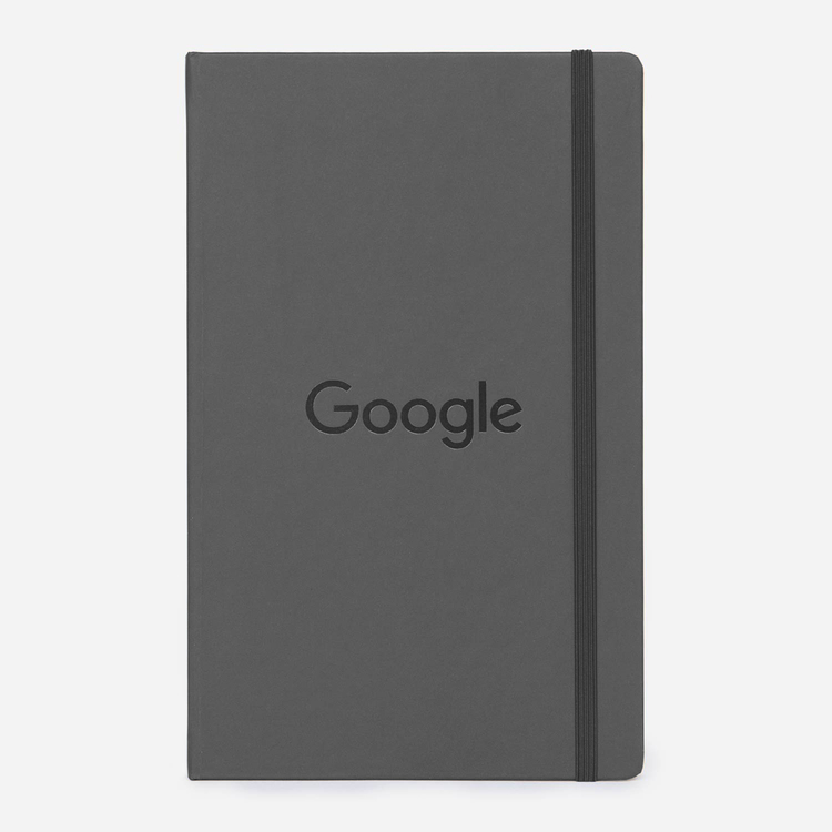 Review Of Google Large Standard Journal Grey $16.00