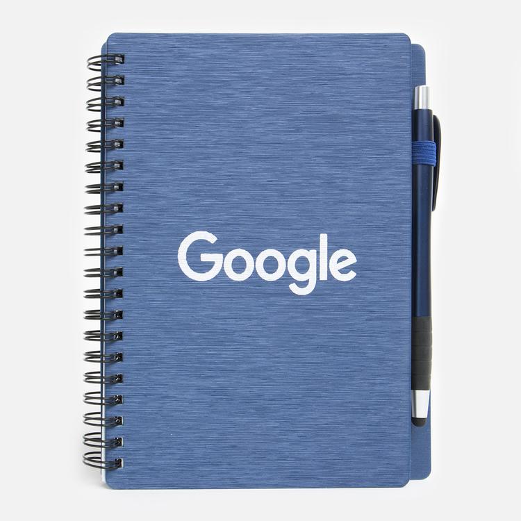 Review of Google Metallic Notebook Set $6.00