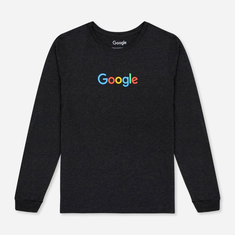 Review of Google Youth FC Longsleeve Charcoal $30.00