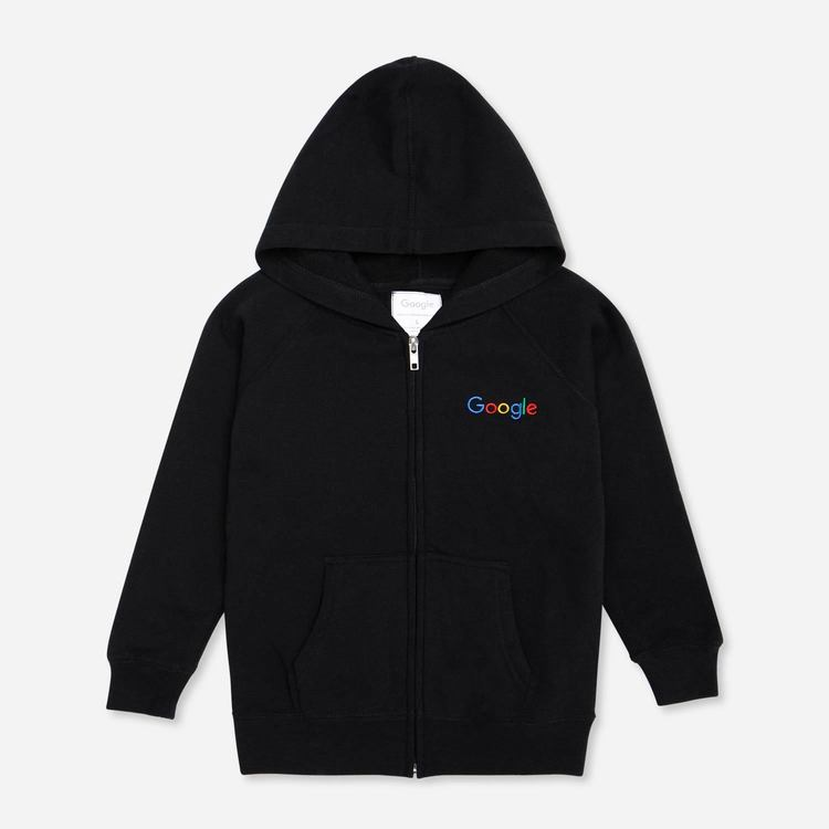 Review of Google Youth FC Zip Hoodie $31.50