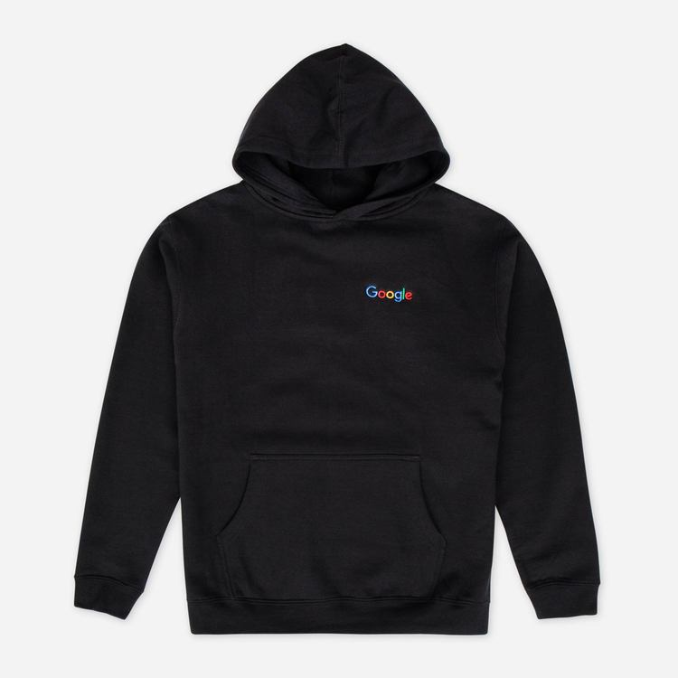 Review of Google Youth F/C Pullover Hoodie $40.00
