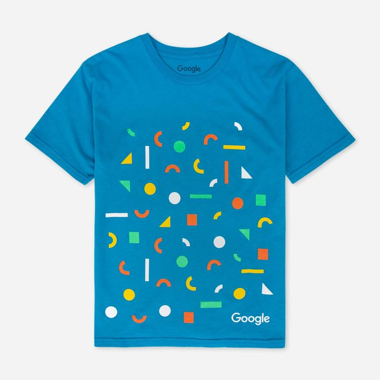 Review of Google Kids Playful Tee $17.50