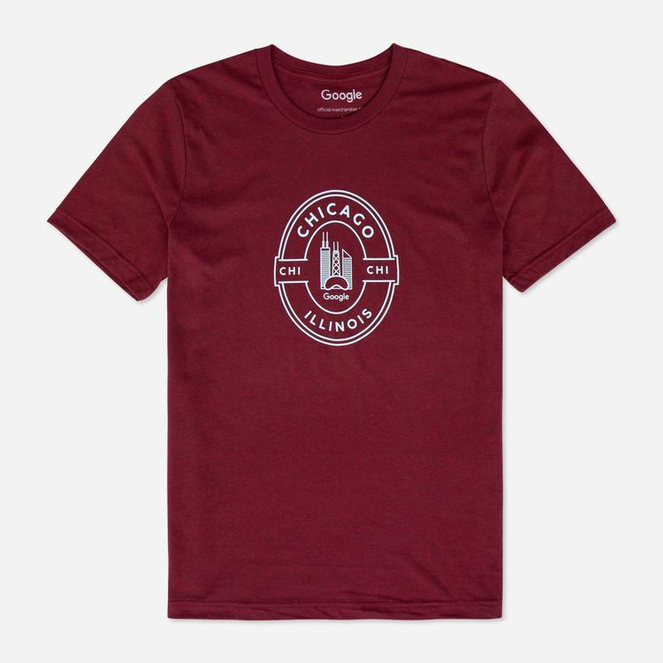 Review Of  Google Chicago Campus Unisex Tee $25.00