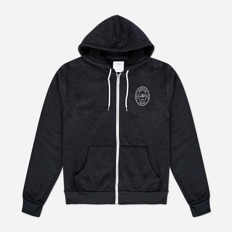 Review Of Google Austin Campus Zip Hoodie $58.00