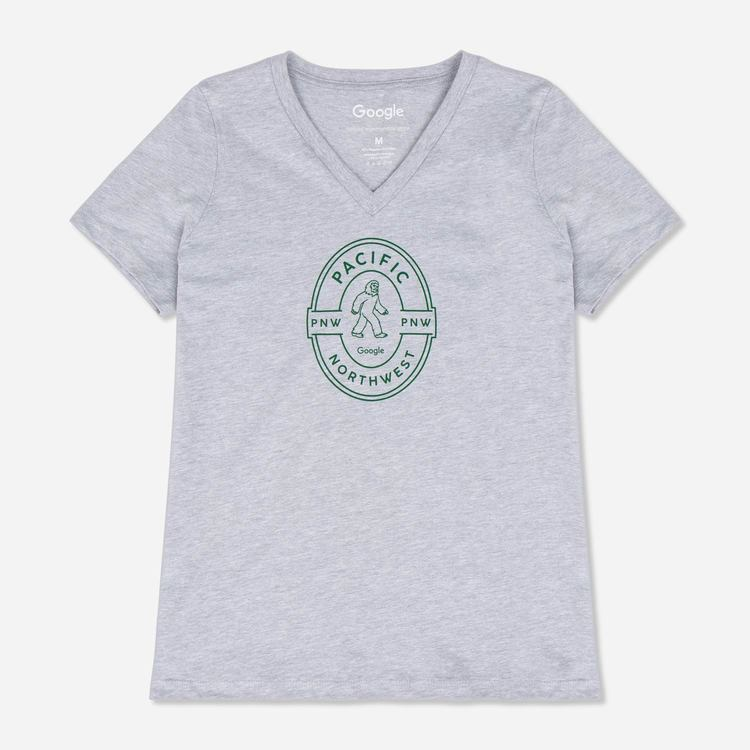 Review Of Google PNW Campus Ladies Tee $25.00