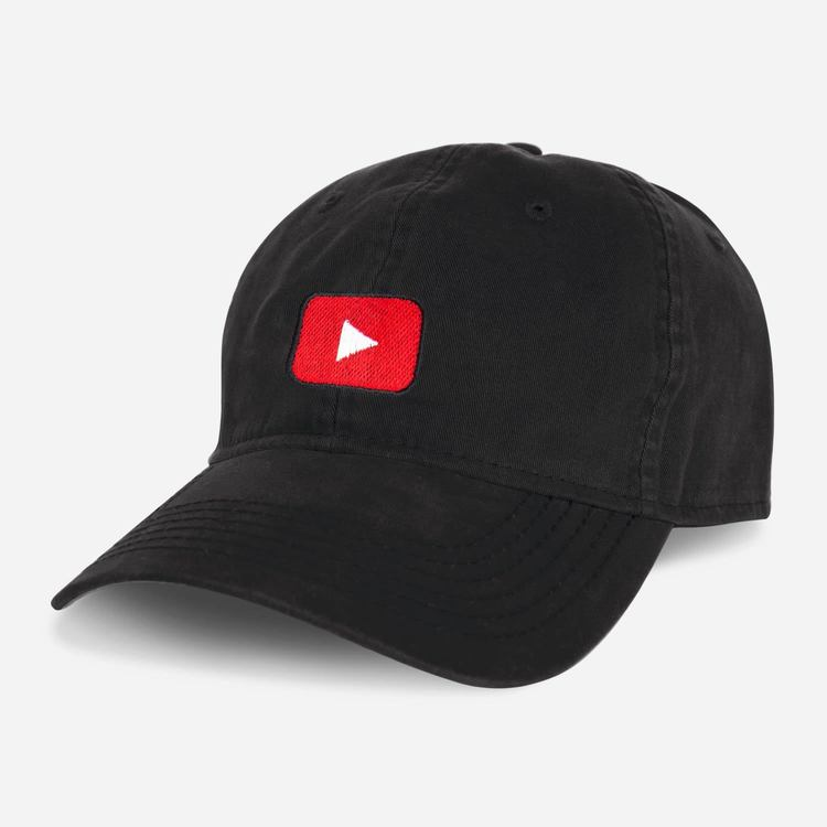 Review of YouTube Leather Strap Hat Black $11.90