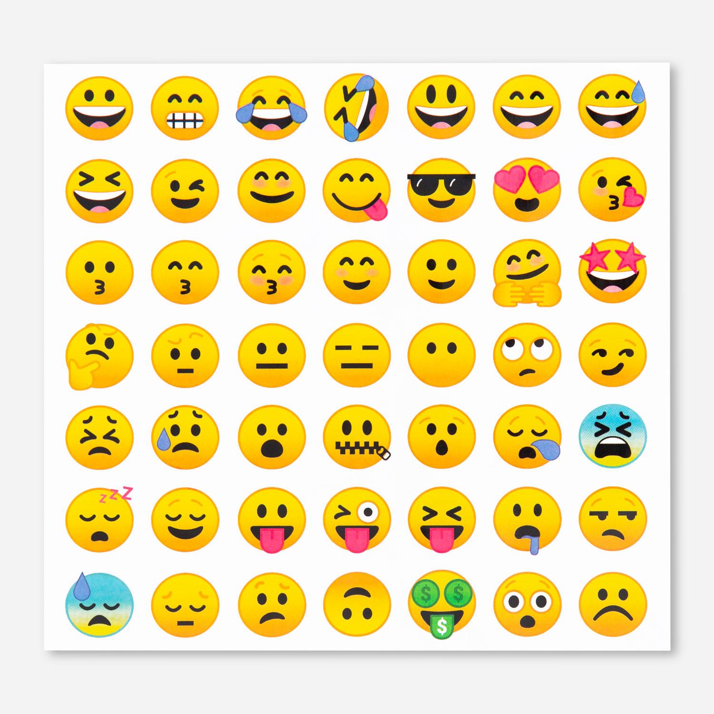 Google Emoji Sticker Pack
