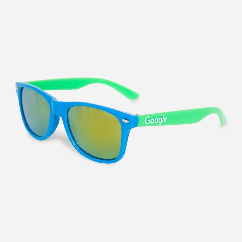 Google Blue Kids Sunglasses