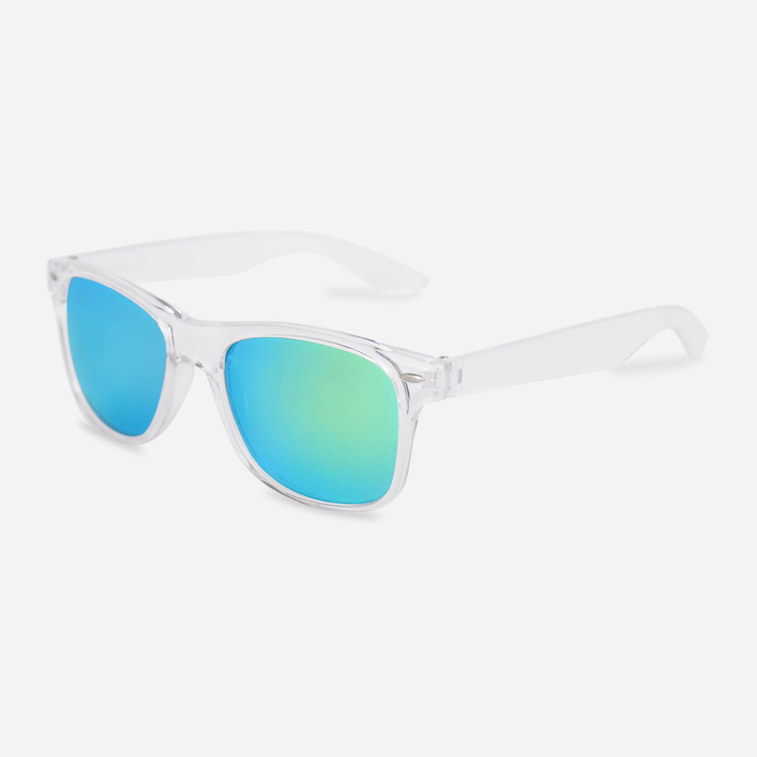 Google Clear Framed Yellow Shades