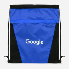Google Mesh Bag Blue $6.00