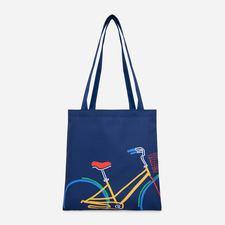 Google Campus Bike Tote Navy $11.00
