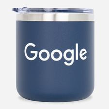 Google Thermal Tumbler Navy $18.00