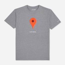 Google Tudes Recycled Tee $30.00