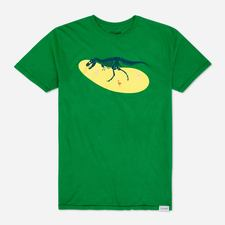 Stan and Friends Tee Green $17.50