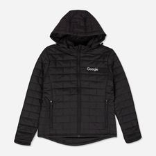 Google Women's Puff Jacket Black $80.50