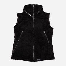 Google Sherpa Vest Black $55.30