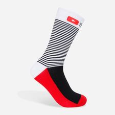 YouTube Crew Socks $16.00